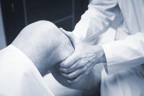 leg - injury